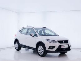 Coches segunda mano - SEAT Arona 1.0 TSI 85kW (115CV) DSG Style Eco en Zaragoza