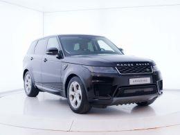 Coches segunda mano - Land Rover Range Rover Sport 3.0 SDV6 183kW (249CV) HSE en Zaragoza
