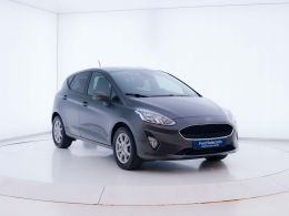 Coches segunda mano - Ford Fiesta 1.1 Ti-VCT Trend+ 5p en Zaragoza