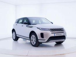Coches segunda mano - Land Rover Range Rover Evoque 2.0 D150 AUTO 4WD en Zaragoza
