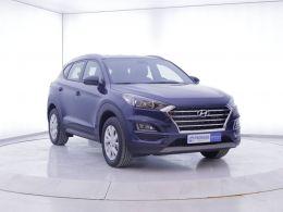 Coches segunda mano - Hyundai Tucson 1.6 TGDI 130kW (177CV) Klass Sky 4X2 en Huesca