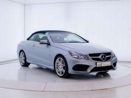 Coches segunda mano - Mercedes Benz Clase E Cabrio E 200 7G PLUS en Zaragoza