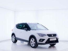 Coches segunda mano - SEAT Arona 1.5 TSI 110kW (150CV) St&Sp Style en Zaragoza