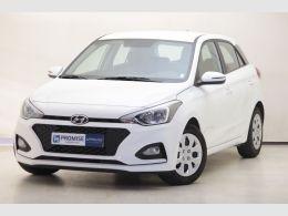 Coches segunda mano - Hyundai i20 1.2 MPI 55kW (75CV) Essence LE en Huesca