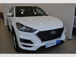 Coches segunda mano - Hyundai Tucson 1.6 GDI 97kW (131CV) Essence BE 4X2 en Huesca