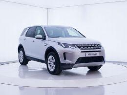 Coches segunda mano - Land Rover Discovery Sport 2.0D I4-L.Flw 150 PS AWD Auto S en Zaragoza