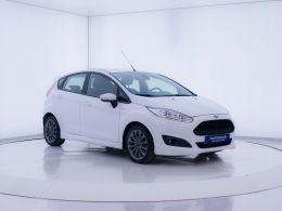 Coches segunda mano - Ford Fiesta 1.0 EcoBoost 74kW ST-Line 5p en Zaragoza