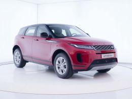 Coches segunda mano - Land Rover Range Rover Evoque 2.0 D150 AUTO 4WD MHEV en Zaragoza
