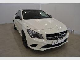Coches segunda mano - Mercedes Benz Clase CLA CLA 200 CDI Urban en Huesca