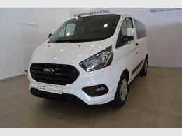 Coches segunda mano - Ford Transit Custom Kombi 2.0 TDCI 96kW 320 L1 Trend en Huesca