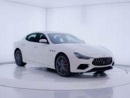 Coches segunda mano - Maserati Ghibli GranSport S Q4 3.0 V6 tt (430CV) en Zaragoza