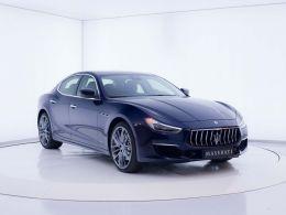 Coches segunda mano - Maserati Ghibli GranLusso 3.0 V6 tt (350CV) en Zaragoza