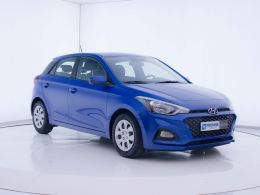 Coches segunda mano - Hyundai i20 1.2 MPI (75CV) Essence LE en Zaragoza