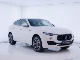 Coches segunda mano - Maserati Levante 3.0I 432CV S en Zaragoza