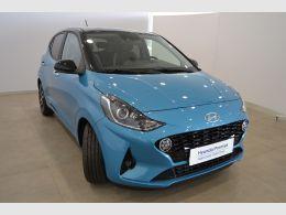 Coches segunda mano - Hyundai i10 1.2 Tecno AT 2C en Huesca