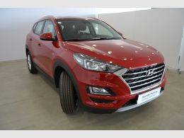 Coches segunda mano - Hyundai Tucson 1.6 CRDI (116CV) 48V SLE 4X2 en Huesca