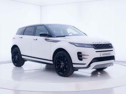 Coches segunda mano - Land Rover Range Rover Evoque 2.0 D180 R-Dynamic HSE AUTO 4WD en Zaragoza