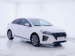 Coches segunda mano - Hyundai IONIQ 1.6 GDI HEV Style DCT en Zaragoza