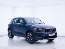Coches segunda mano - Volvo XC40 1.5 T4 Twin Recharge Inscription Auto en Zaragoza