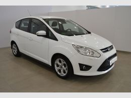 Coches segunda mano - Ford C-Max 1.0 EcoBoost 125 Auto Start-Stop Trend en Huesca