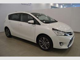 Coches segunda mano - Toyota Verso 1.6 130 Business 5pl. en Huesca