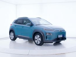 Coches segunda mano - Hyundai Kona EV 204cv Tecno en Zaragoza