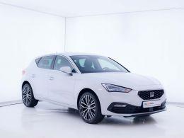 Coches segunda mano - SEAT Leon 1.5 TSI S&S Xcellence Launch Pack M en Zaragoza