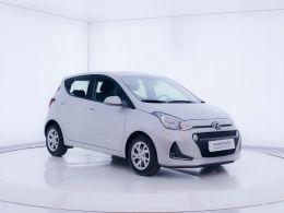Coches segunda mano - Hyundai i10 1.0 Tecno en Zaragoza
