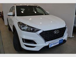 Coches segunda mano - Hyundai Tucson 1.6 GDI (131CV) Essence BE 4X2 en Huesca
