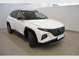 Hyundai Tucson segunda mano Huesca
