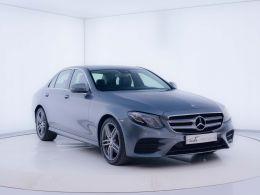 Coches segunda mano - Mercedes Benz Clase E E 220 d 9G Tronic en Zaragoza
