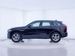 Jaguar F-Pace segunda mano Zaragoza
