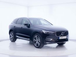 Coches segunda mano - Volvo XC60 2.0 B4 D AWD Inscription Auto en Zaragoza