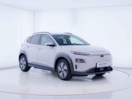 Coches segunda mano - Hyundai Kona EV 150kW Tecno en Huesca