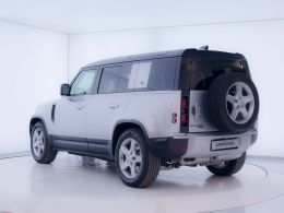 Land Rover Defender segunda mano Zaragoza