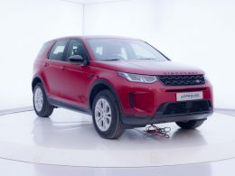 Coches segunda mano - Land Rover Discovery Sport 2.0D I4-L.Flw 150 PS AWD MHEV Auto S en Zaragoza
