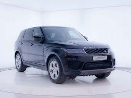 Coches segunda mano - Land Rover Range Rover Sport 3.0 SDV6 (249CV) S en Zaragoza