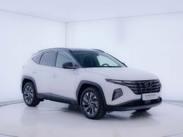 Coches segunda mano - Hyundai Tucson 1.6 TGDI  (150CV) 48V Tecno 2C en Zaragoza