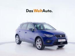 Coches segunda mano - SEAT Arona 1.0 TSI 85kW (115CV) FR Ecomotive en Zaragoza