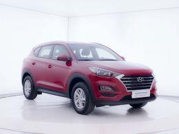 Coches segunda mano - Hyundai Tucson 1.6 GDI (131CV) SLE 4X2 en Zaragoza