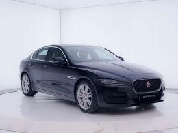 Coches segunda mano - Jaguar XE 2.0D I4 132kW (180CV) RWD Auto SE en Zaragoza