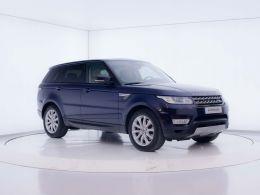 Coches segunda mano - Land Rover Range Rover Sport 3.0 SDV6 292cv HSE en Zaragoza