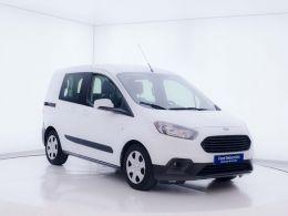 Coches segunda mano - Ford Transit Courier Kombi 1.5 TDCi Trend en Zaragoza