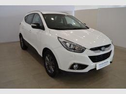 Coches segunda mano - Hyundai ix35 2.0 CRDi 136cv Tecno Auto 4x4 en Huesca
