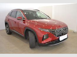 Coches segunda mano - Hyundai Tucson 1.6 TGDI  HEV Tecno Sky Auto en Huesca