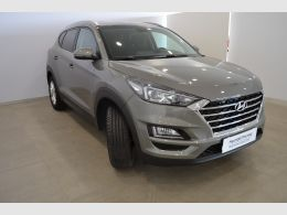 Coches segunda mano - Hyundai Tucson TUCSON GDI 1.6 131 CV 4X2 KLASS en Huesca