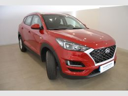 Coches segunda mano - Hyundai Tucson 1.6 CRDI (116CV) Essence 4X2 en Huesca