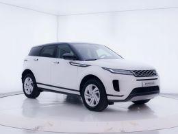 Coches segunda mano - Land Rover Range Rover Evoque 2.0 D163 AUTO 4WD MHEV en Zaragoza