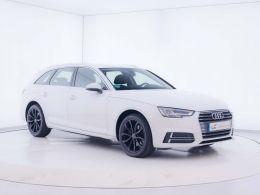 Audi A4 segunda mano Zaragoza