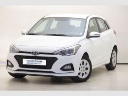 Coches segunda mano - Hyundai i20 1.0 TGDI  (100CV) Essence LE en Zaragoza